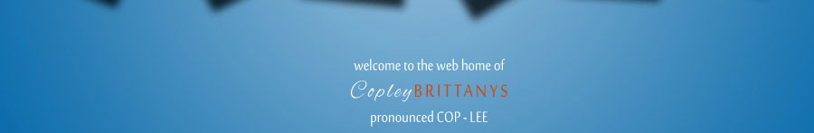 Copley pronounced Cop Lee